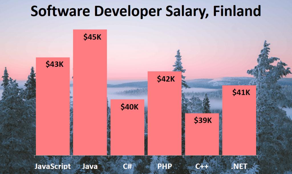 Worldwide Web Developer Salaries   Armia