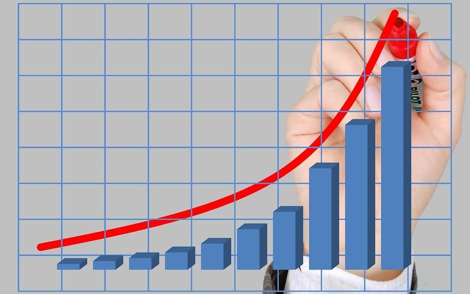 progress graph bars