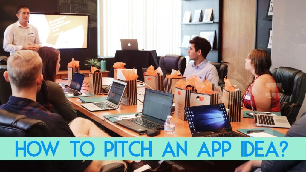 How to Pitch an App Idea